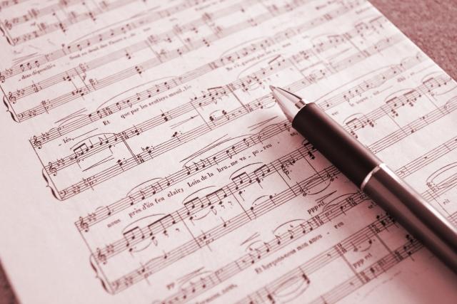 音楽理論と楽譜